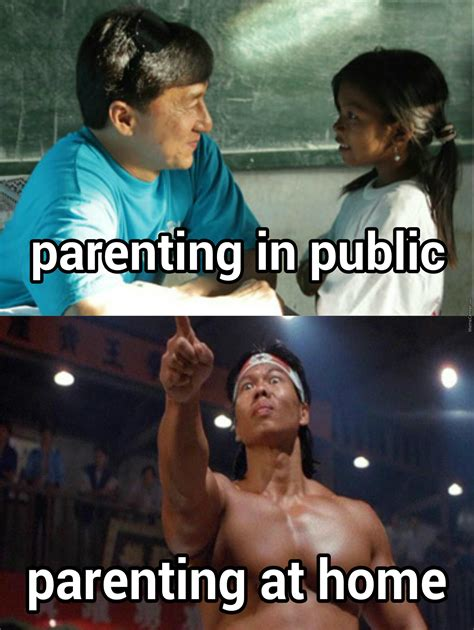 Memes About Parents - parenting is not a job it s a responsibility by mynameisjason meme center