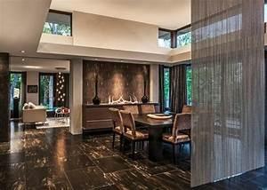 Smart Home Ideen : use curtain room divider smart home design ideas ~ Lizthompson.info Haus und Dekorationen