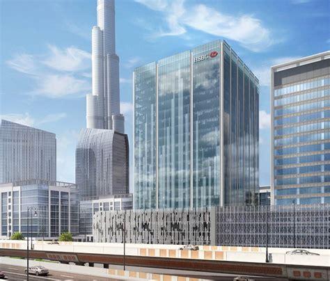 hsbc tower dubai  skyscraper center