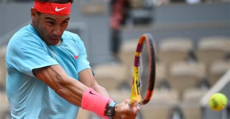French Open: Nadal enters third round with crushing win ...