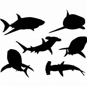 Shark Silhouette - ClipArt Best