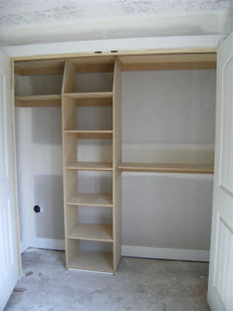 Building Bedroom Shelves by 71 Easy And Affordable Diy Wood Closet Shelves Ideas