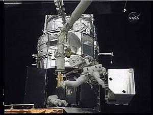 Astronauts to undertake fourth walk to repair Hubble telescope