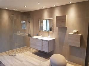 Salle De Bain En L : salle de bain design douche italienne new carrelage salle de bain pierre naturelle douche ~ Melissatoandfro.com Idées de Décoration