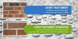 Hydrofuge Pour Pierre : hydrofuge brique poreuse construction maison b ton arm ~ Zukunftsfamilie.com Idées de Décoration