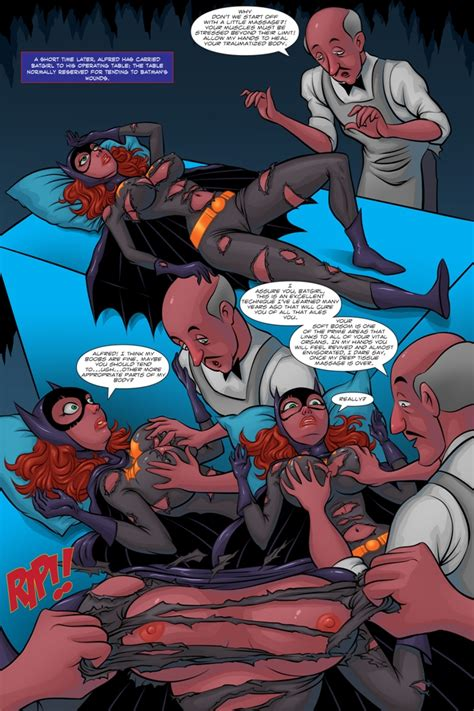 Batgirl S In Deep Comic Pg By Tijuanabiblescholar