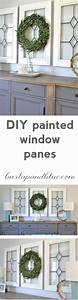Window Pane Decor How To Use Old Window Frames Haus