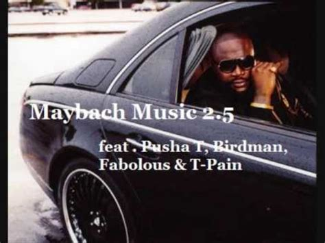 Maybach Music :: Videolike