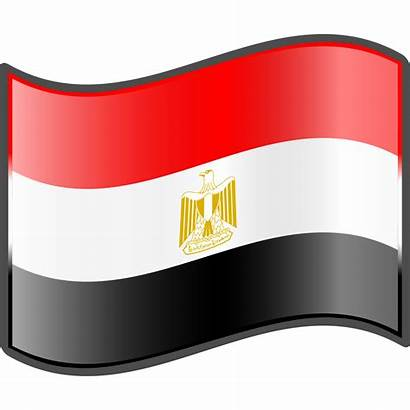 Svg Flag Egyptian Pixels Nuvola Wikimedia Commons