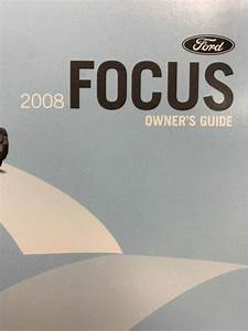 2008 Ford F150 Owners Manual Guide Book Set With Case Oem