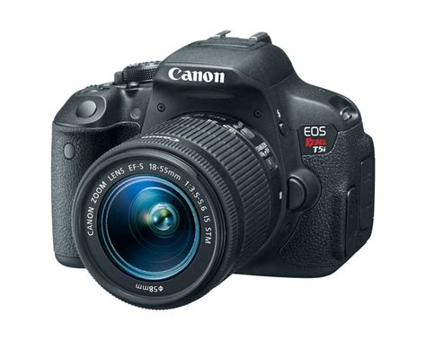 Canon Slr The Best Shopping For You Canon Eos Rebel T5i 18 Mp Cmos