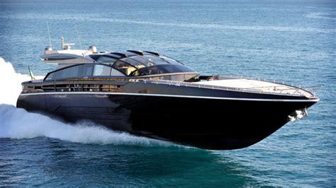 Legend Boats History by Baia 100 Black Legend Yacht Charter Superyacht News