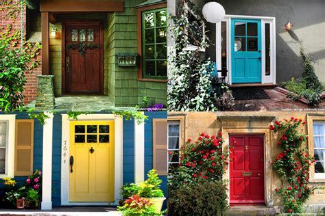 Warna Pintu Rumah Terbaik Berdasarkan Fengsui