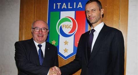 si鑒e uefa presidente uefa ceferin se non si fa lo stadio sarà un disastro per la roma e per il calcio italiano