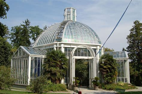 conservatory and botanical garden of the city of geneva - Jardin Botanique Geneve