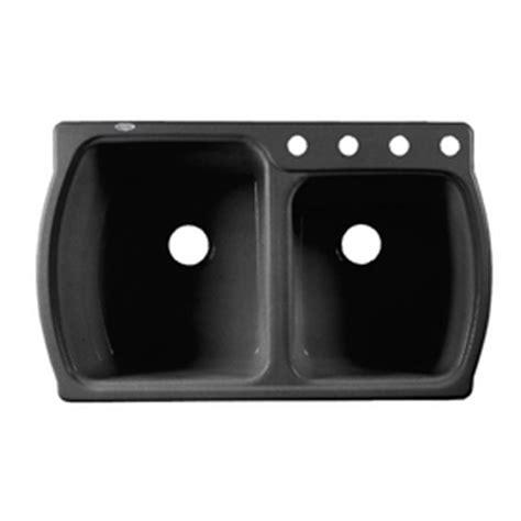 american standard porcelain kitchen sink shop american standard black 3 basin porcelain 7443