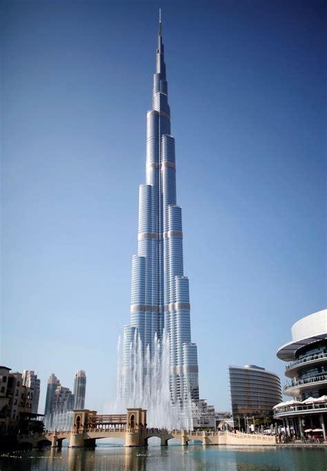 The Worlds Tallest Building Burj Khalifa Dubai Uae