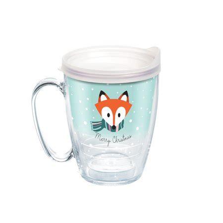 Foam cups with lids found in: Christmas Fox 16 oz Coffee Mug with lid - Walmart.com - Walmart.com