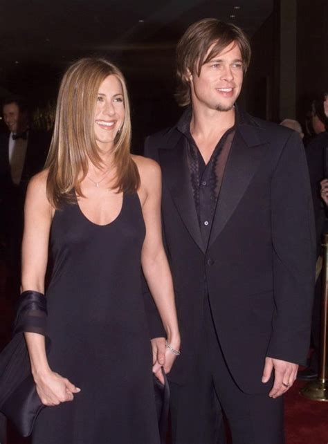Aniston and pitt were married for a few years before aniston filed for divorce. Did Ex husband Brad Pitt Apologize to Jennifer Aniston ...