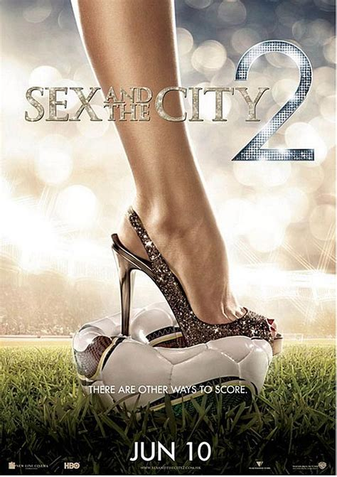 International Sex And The City 2 Posters Filmofilia