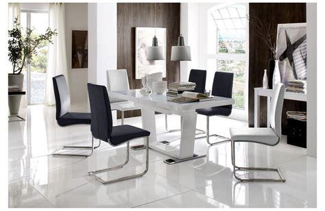 table  chaises de salle  manger design