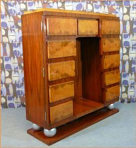 meuble bibliotheque style art deco meubles art deco With meuble art deco