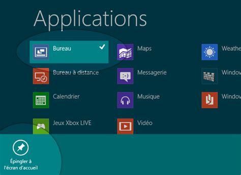 windows 8 comment mettre une tuile raccourci application sur l 233 cran d 233 marrer