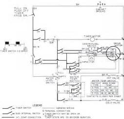 kenmore washing machine timer wiring diagram 44 wiring