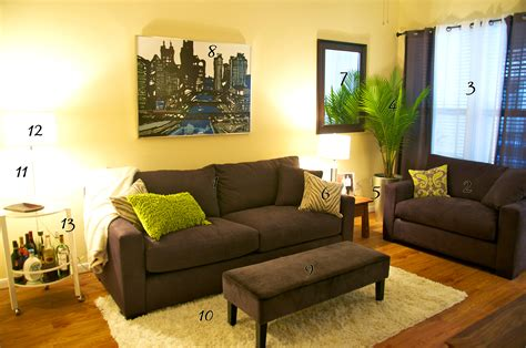 Living Room Ideas Green Brown by Green Living Room Decor Amazing Design Ideas Mindhomedecor