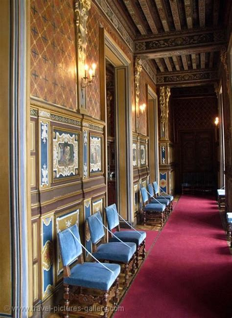 Chateau De Cheverny Interior Images  Pictures Of France