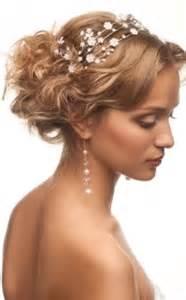 Hochsteckfrisurenen Mit Locken Und Blumen by Brautfrisuren Hochsteckfrisuren Für Die Hochzeit
