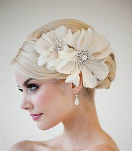 Bridal Head Piece Bridal Fascinator Wedding Hair Accessory
