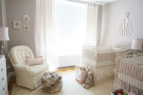 Pink, Ivory And Grey Twin Girls Nursery  Project Nursery. Interior Design For Kitchen And Dining. Kitchen Hanging Cabinet Design Pictures. Kitchen Sales Designer. Kitchen Design Stores. Kitchen Flooring Designs. Designer Modular Kitchen. The Most Beautiful Kitchen Designs. Kitchen Exhaust System Design