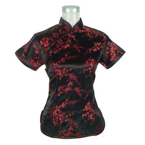 blouses for sale sale black silk satin shirt summer