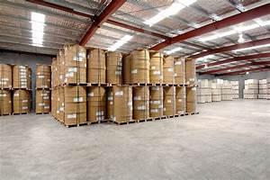 Warehouse, Storage