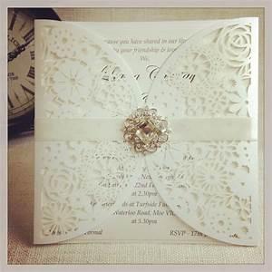 Lace wedding invitations with beautiful design registazcom for Wedding invitation cards ulhasnagar