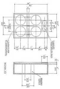 guitar speaker cabinet plans 4 215 12 woodideas