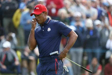 Ryder Cup 2018: Tiger Woods goes 0 for 4 in another ...