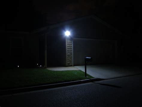 security lighting sunforce 82156 60 led solar motion light