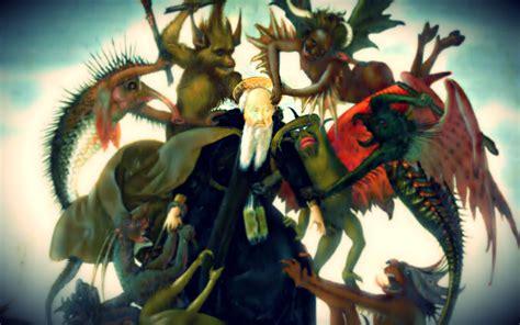 demons   desert  epic spiritual warfare  st