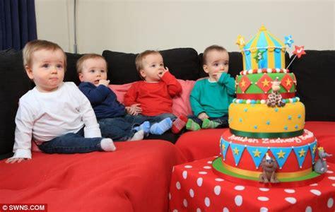 four bedroom house bursting with celebrates quads 39 birthday