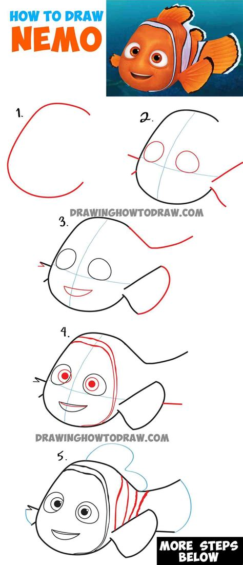 simple disney drawings step  step archdsgn