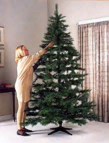 proper assembly of a tree classics artificial christmas tree