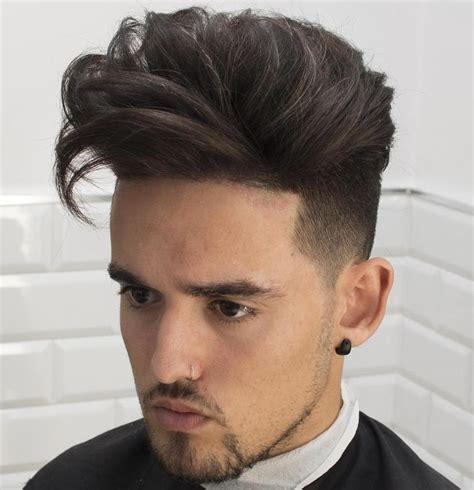 coupe de cheveux homme  tendance