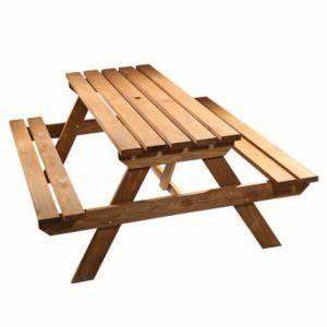 Table Picnic Bois Pas Cher : table de pique nique agad castorama ~ Melissatoandfro.com Idées de Décoration