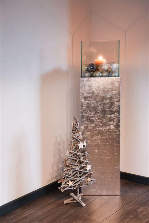 Blumenkübel Weihnachtlich Dekorieren by Windlicht Zu Weihnachten Dekorieren Vivanno