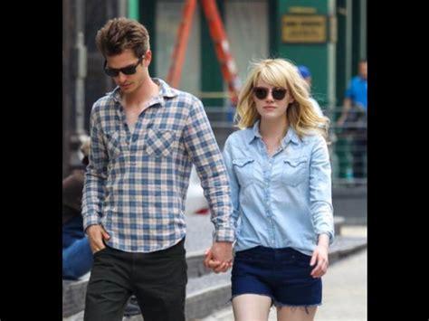 Andrew Garfield y Emma Stone: Un amor de película (FOTOS ...