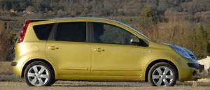 Nissan Note 2006 : nissan note 2006 2009 automaniac ~ Carolinahurricanesstore.com Idées de Décoration