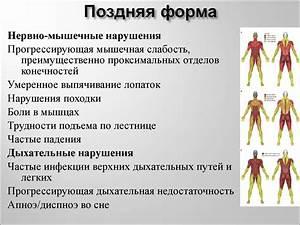 история болезни мышечная дистрофия