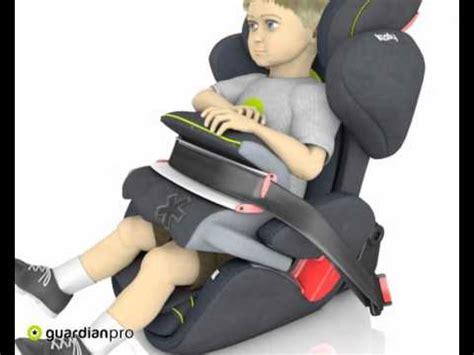 siege auto bebe avec systeme isofix siège auto groupes 1 2 et 3 guardian pro de kiddy